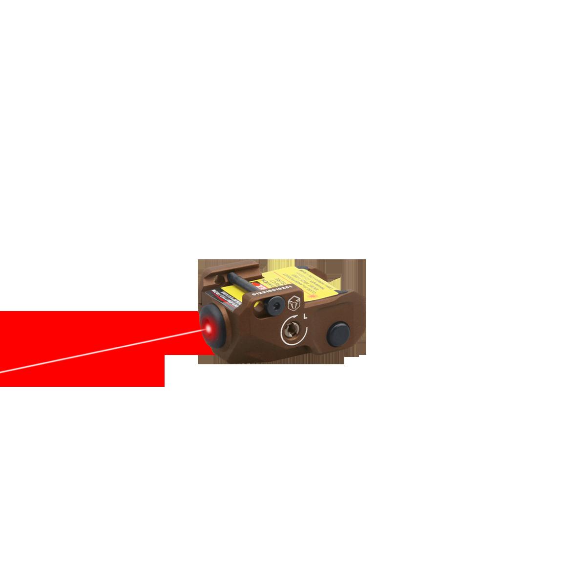 VipeRay Scrapper Subcompact Pistol Red Laser Sight