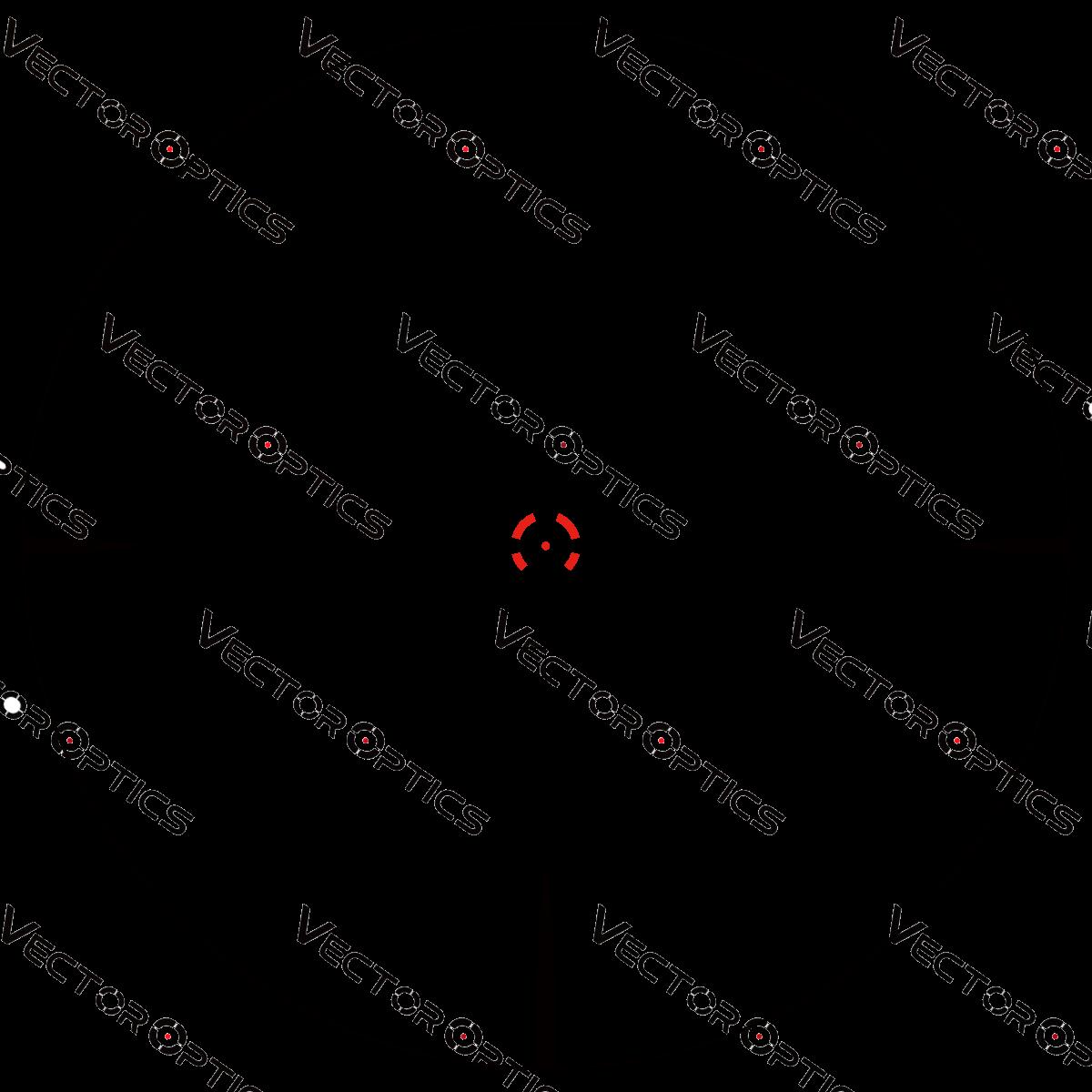 Constantine 1-10x24 SFP Riflescope dot sight