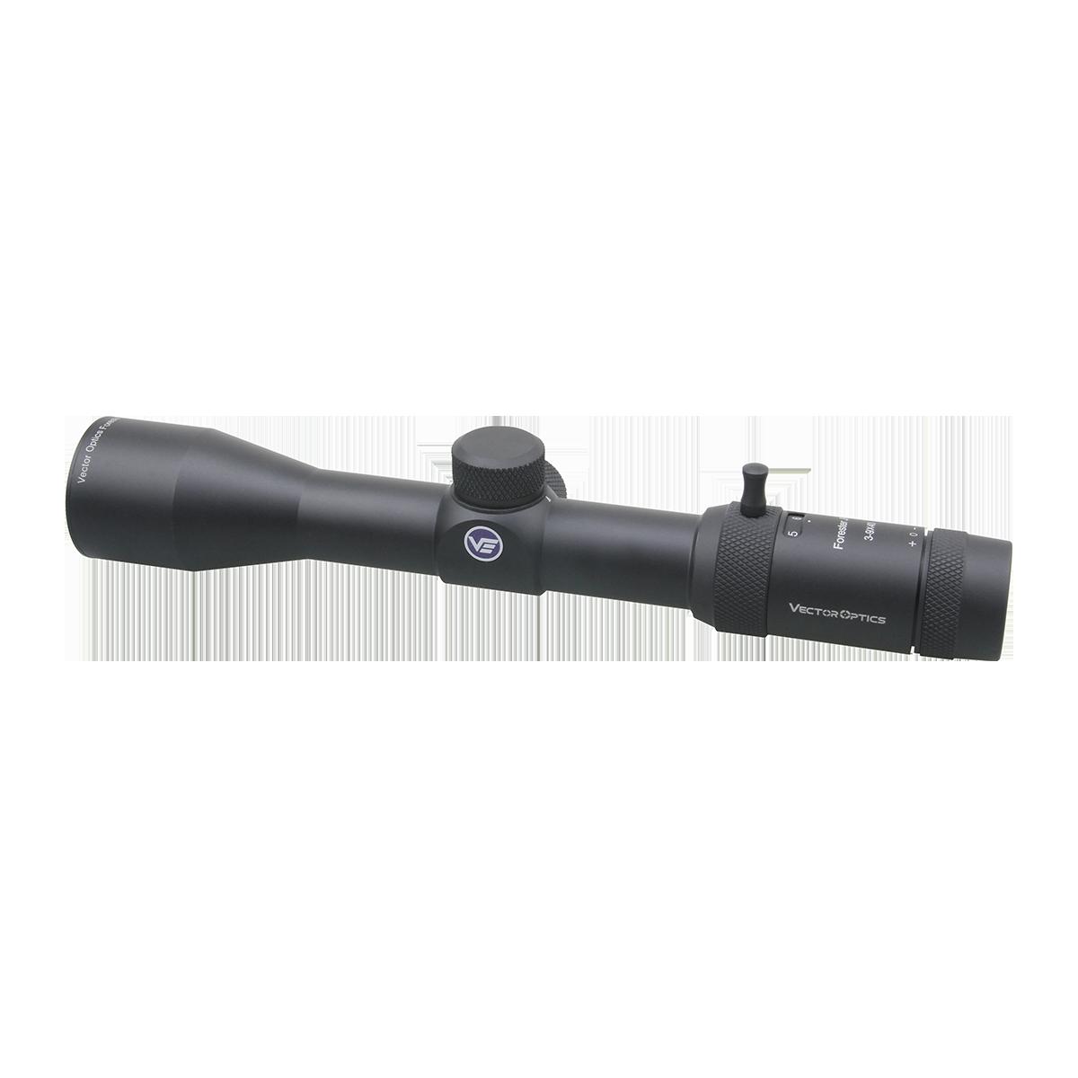 Forester JR. 3-9x40 Riflescope