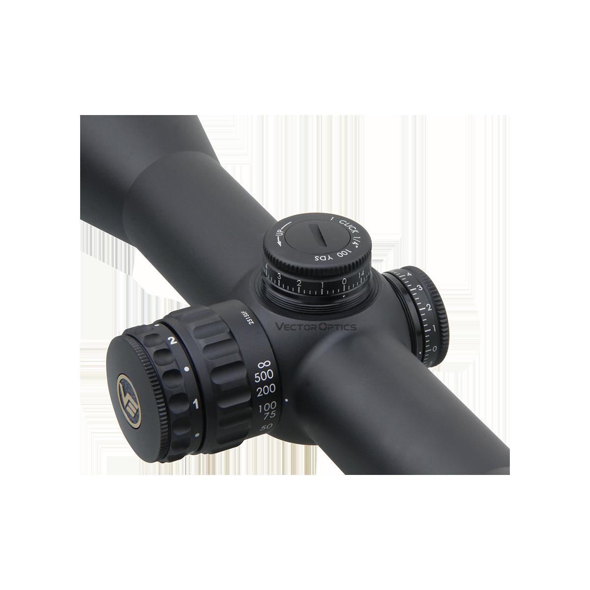 Continental 2.5-15x56 Riflescope