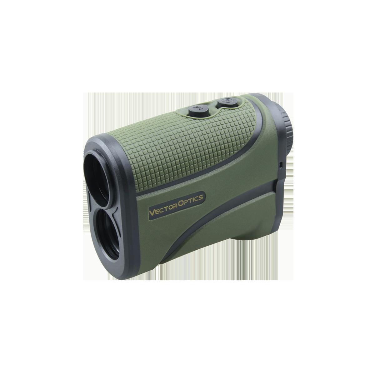 Paragon 6x25 LCD Rangefinder GenII 2000 Yards