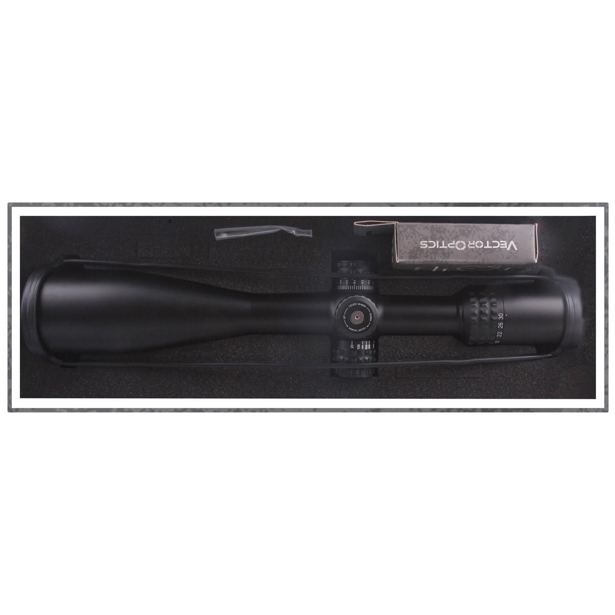 Aston 5-30x56 Riflescope