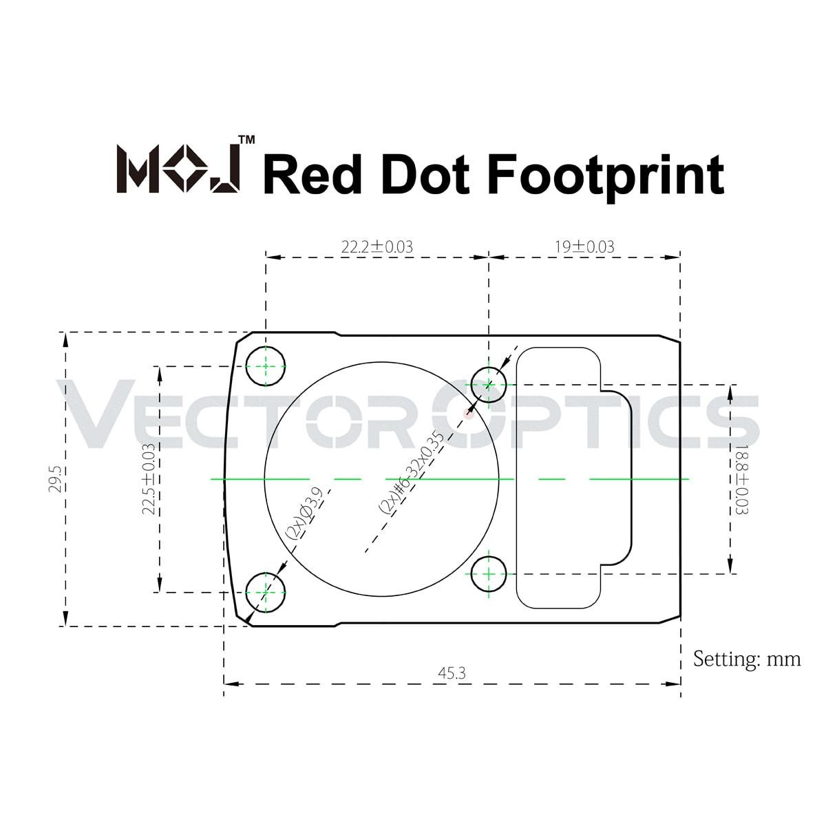 VO MOJ Footprint Acom Diagram - 副本