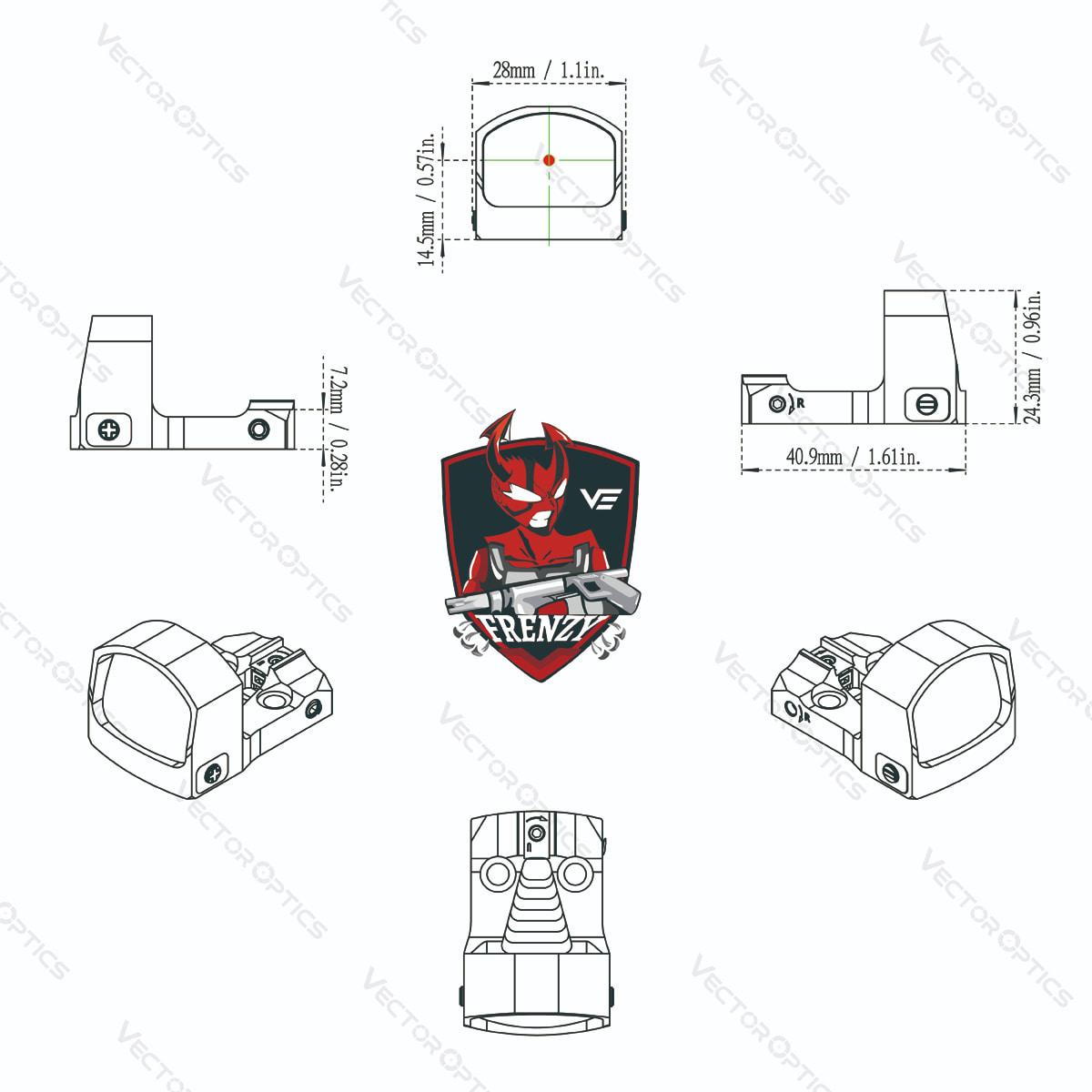 RD-43 Acom CAD Diagram